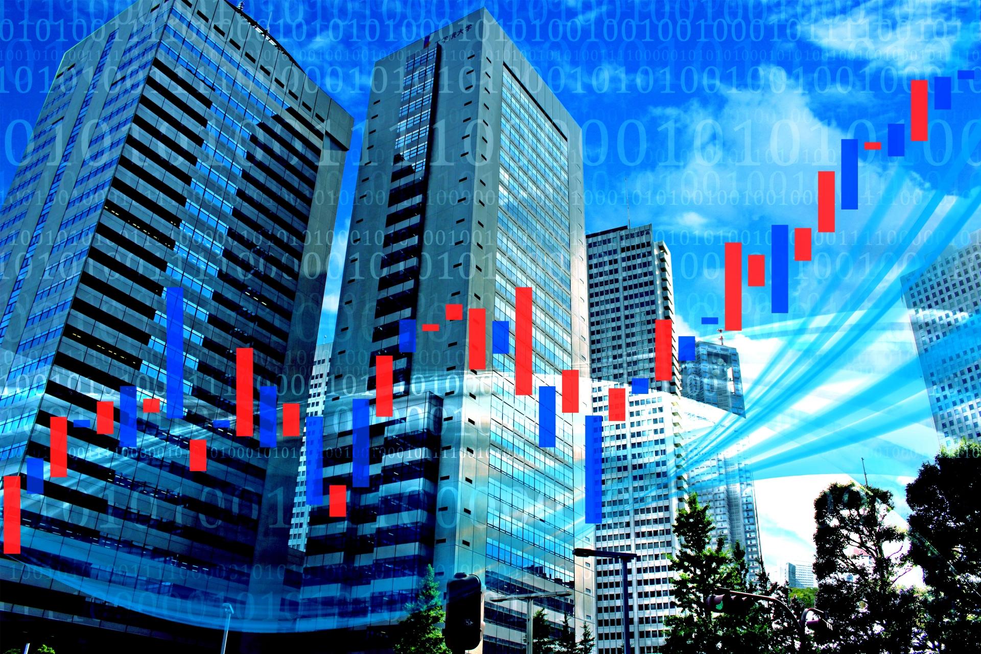 経済指標は風向きが予測できない突風