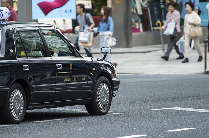 タクシーに乗れば景気が分かる?!